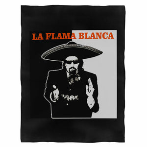 Kenny Powers La Flama Blanca Fleece Blanket
