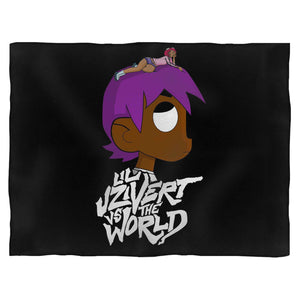 Lil Uzi Vert Vs The World 1 Fleece Blanket