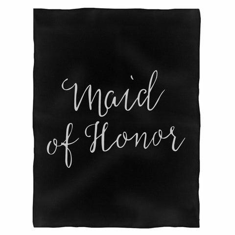 Maid Of Honor Bridesmaid Bridal Party 1 Indoor Wall Tapestry