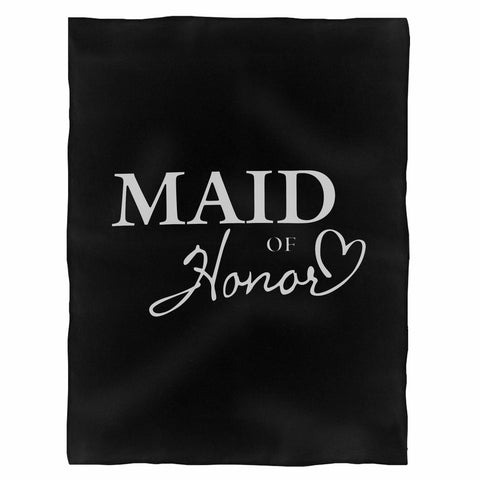 Maid Of Honor Bridesmaid Bridal Party 2 Indoor Wall Tapestry