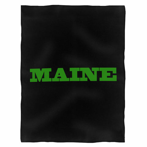 Maine Quote Indoor Wall Tapestry
