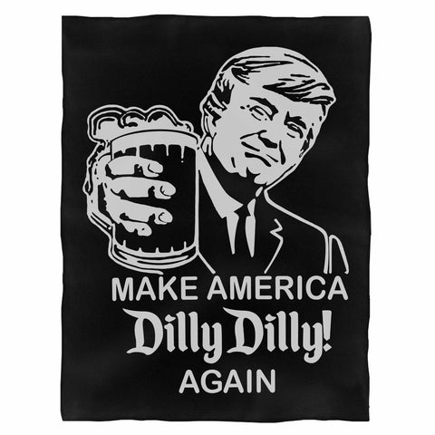 Make America Dilly Dilly Again Donald Trump Indoor Wall Tapestry