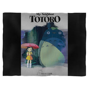 My Neighbor Totoro Movie Fleece Blanket