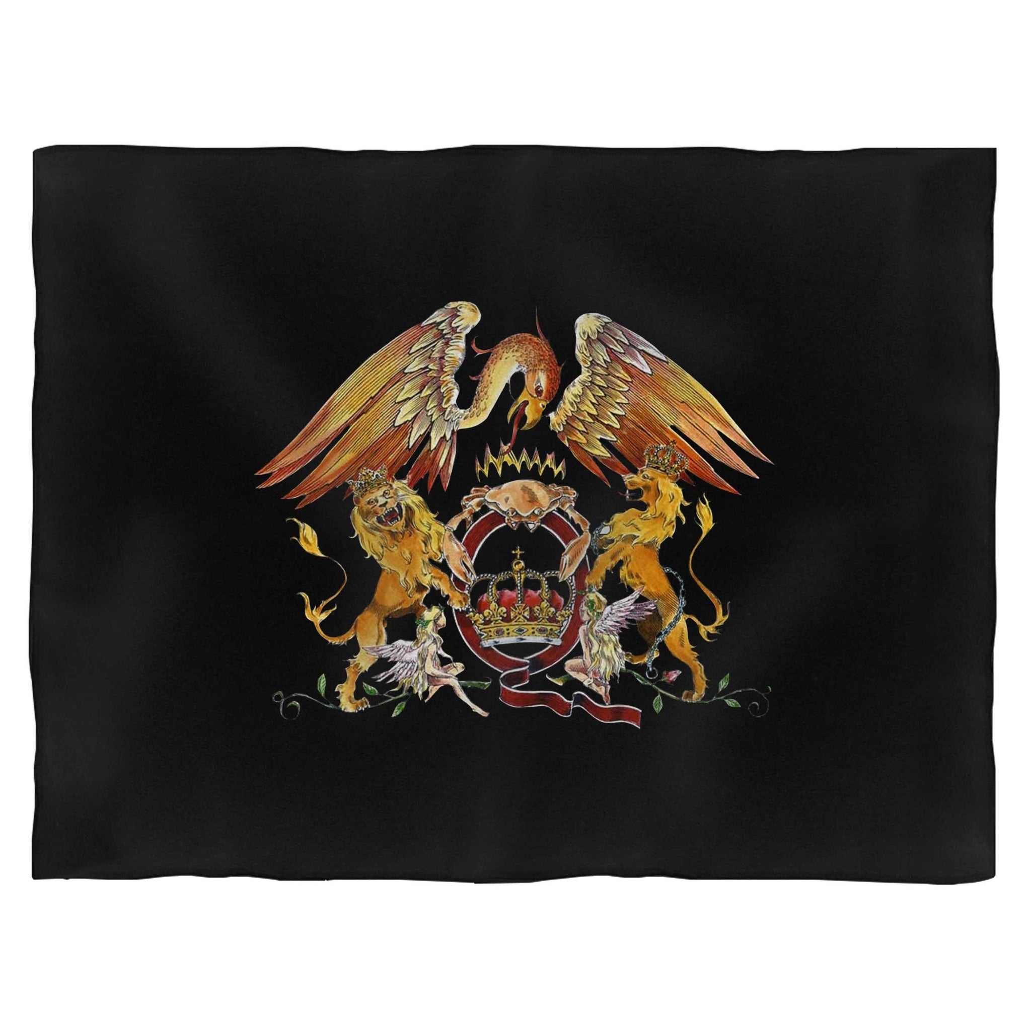 Queen Freddie Mercury Legend 2 Fleece Blanket