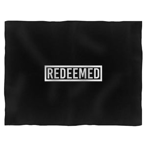 Redeemed Christian Fleece Blanket