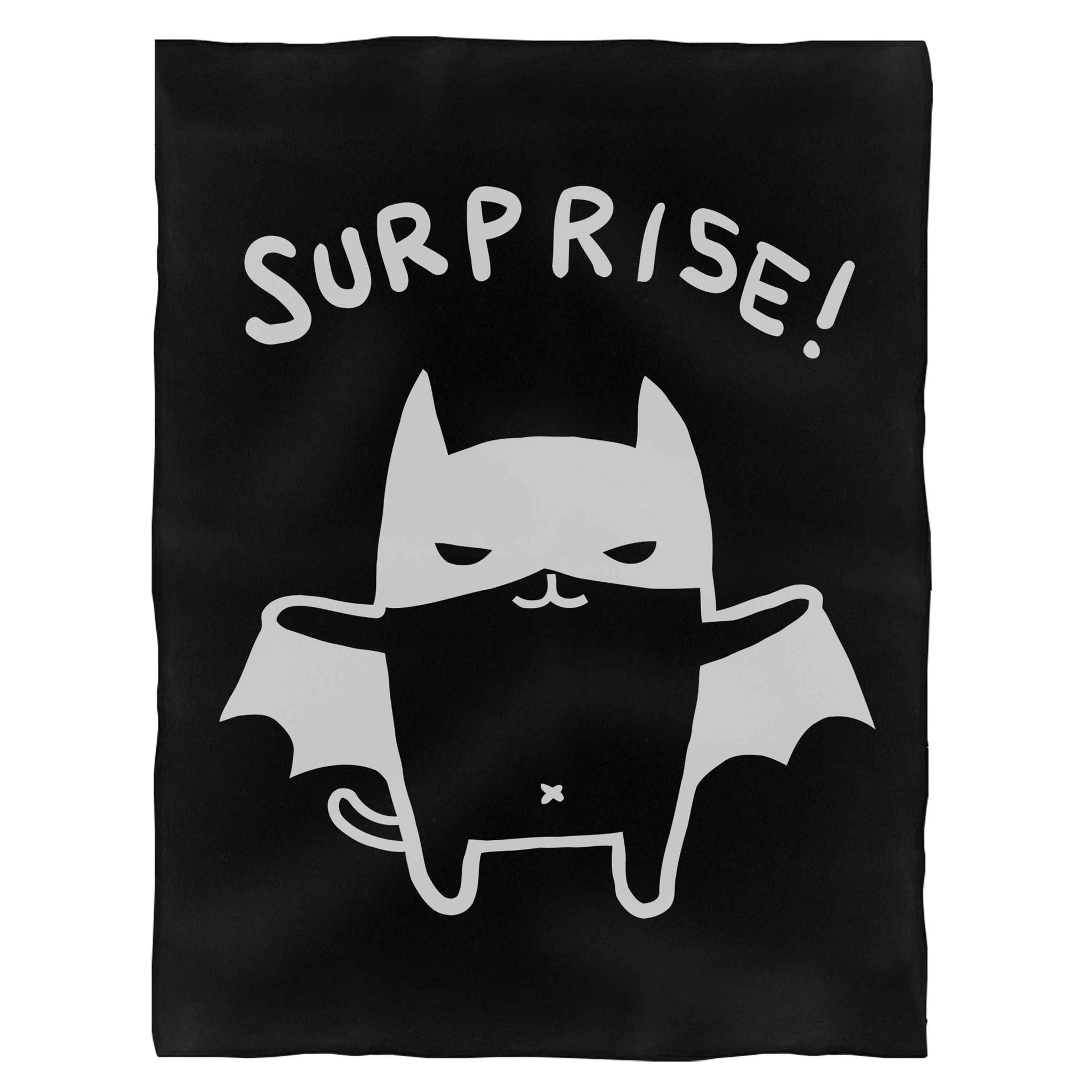 Suprize Lovely Bat Kawaii Fleece Blanket