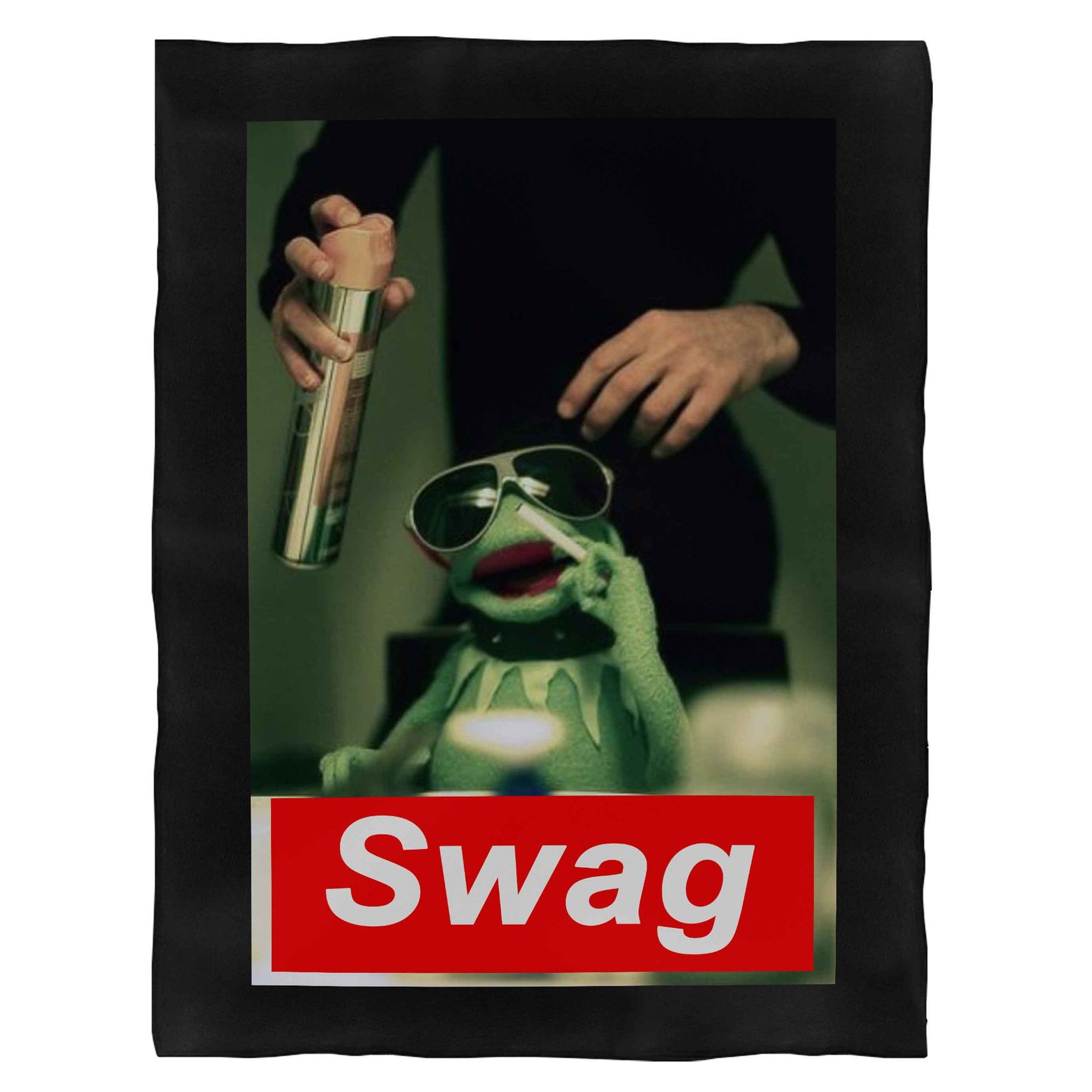 Swag Dope Boys Night Out Cocaine Cocaine Blow Scarface Pablo Funny Fleece Blanket