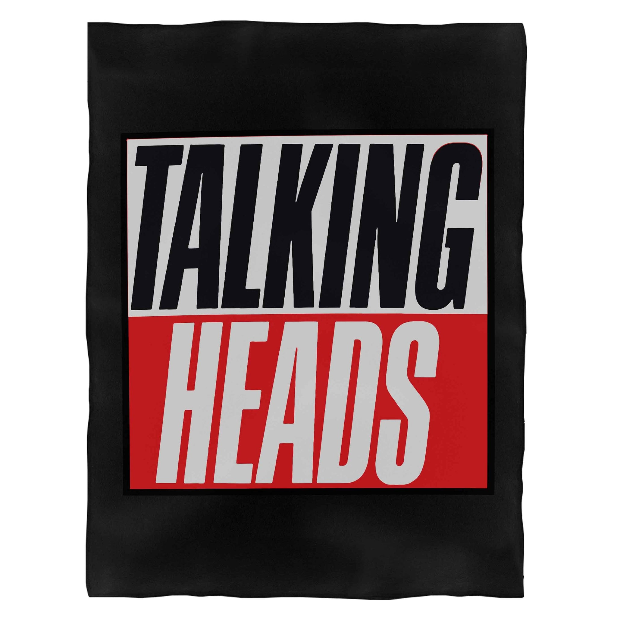 Talking Heads True Stories Fleece Blanket