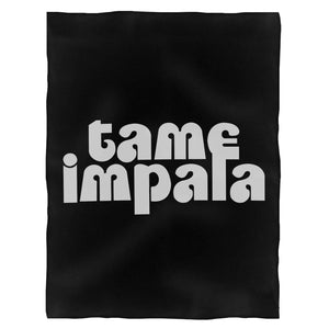 Tame Impala European Concert Tour 2014 Fleece Blanket