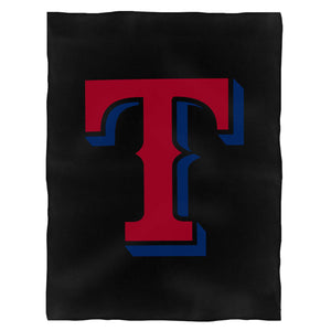 Tex Wired Club Logo Fleece Blanket