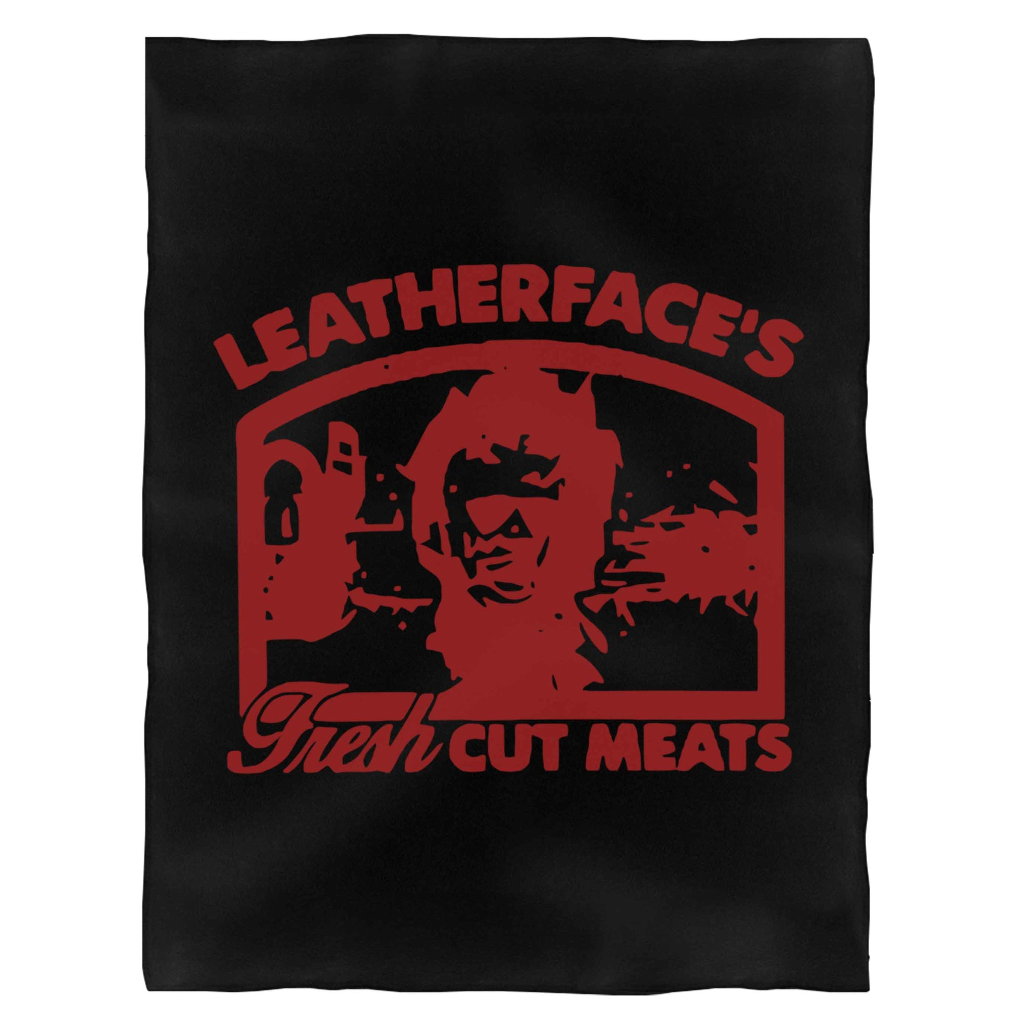 Texas Chainsaw Massacre Fleece Blanket