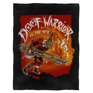 The Doof Warrior Vs The Mad Fleece Blanket