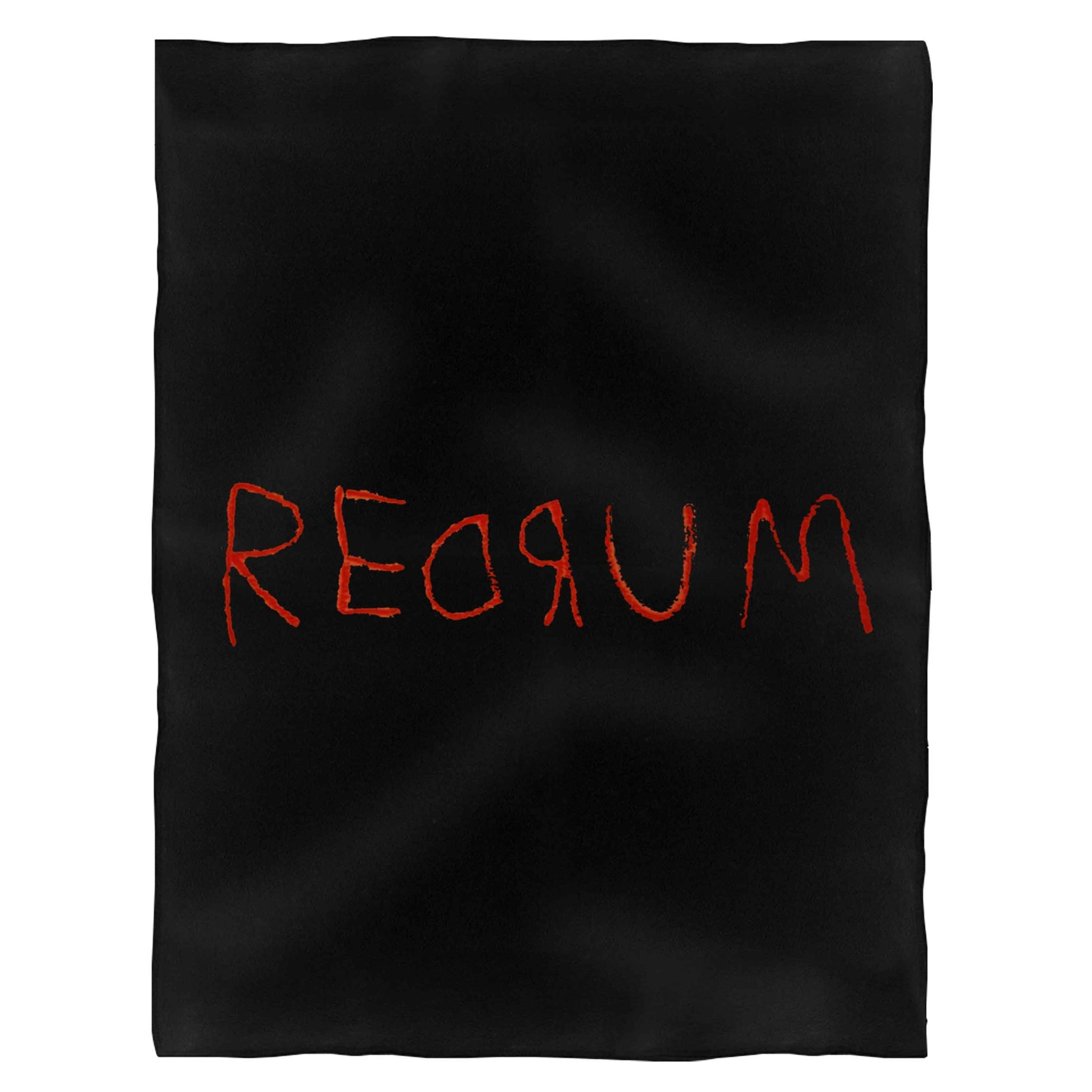 The Shining Redrum Fleece Blanket