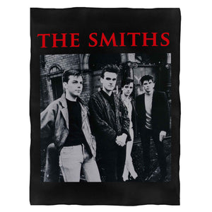 The Smiths Fleece Blanket