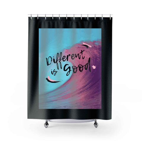 Different Good Shower Curtains