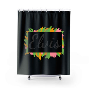 Elvis Shower Curtains