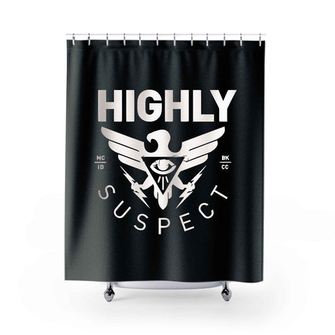 Highly Suspect Shower Curtains