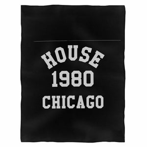 House Music 2 Fleece Blanket