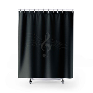 Melody Shower Curtains