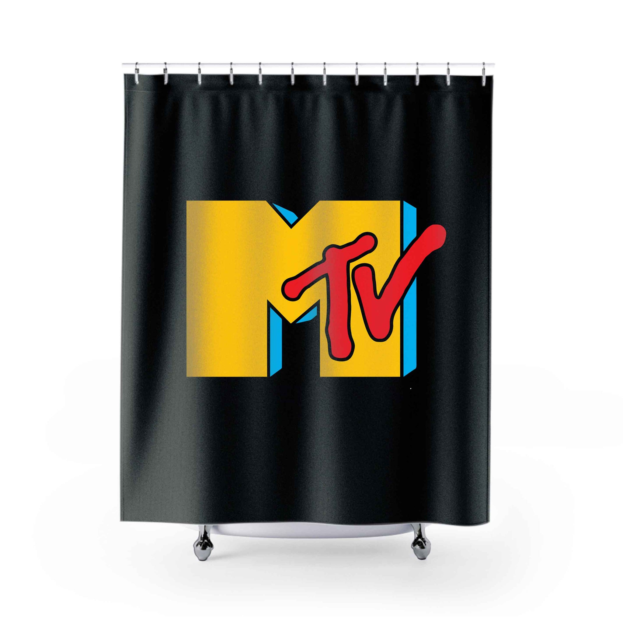 Mtv Music Television Shower Curtains
