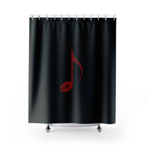 Muhlenberg Music Shower Curtains