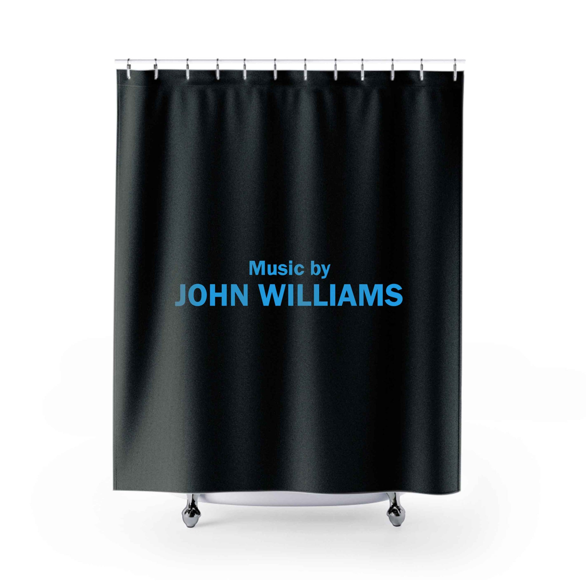 Music By John Williams Shower Curtains