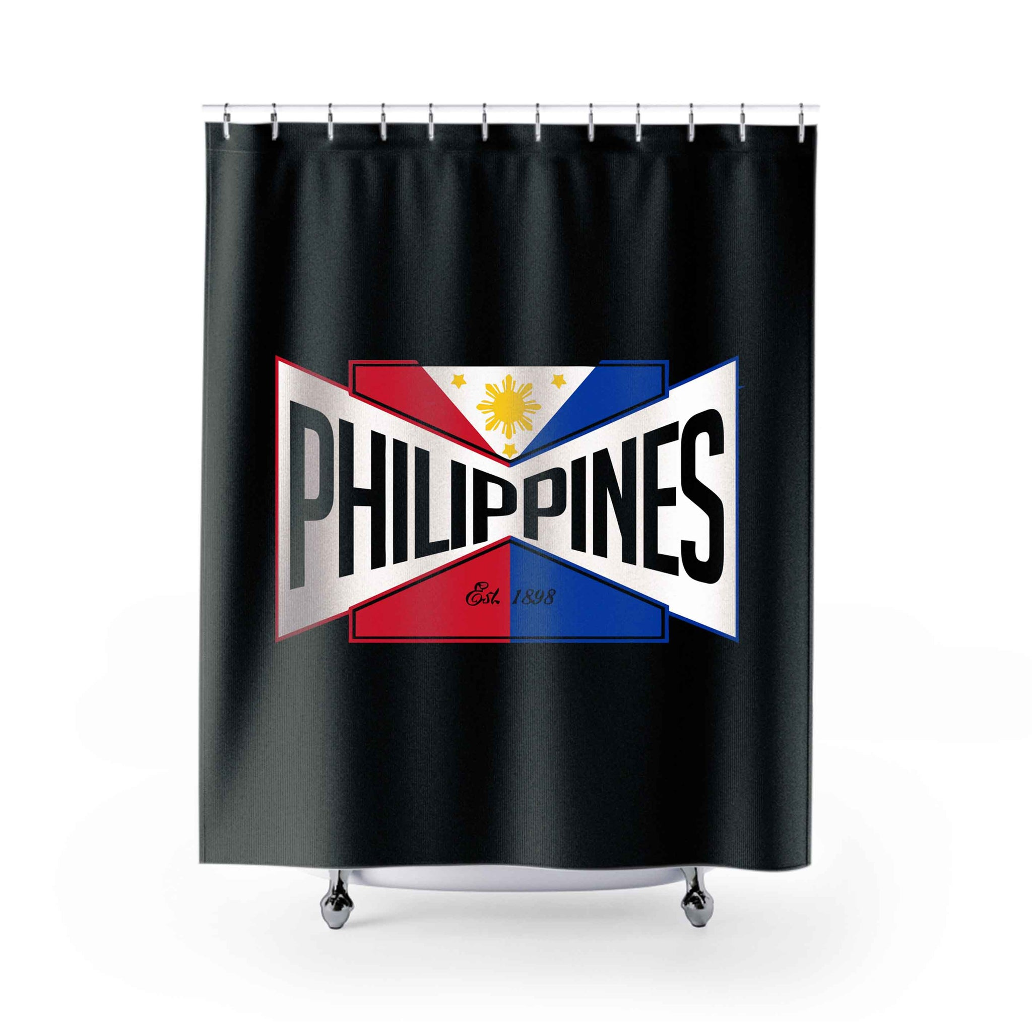 Philippines Shower Curtains