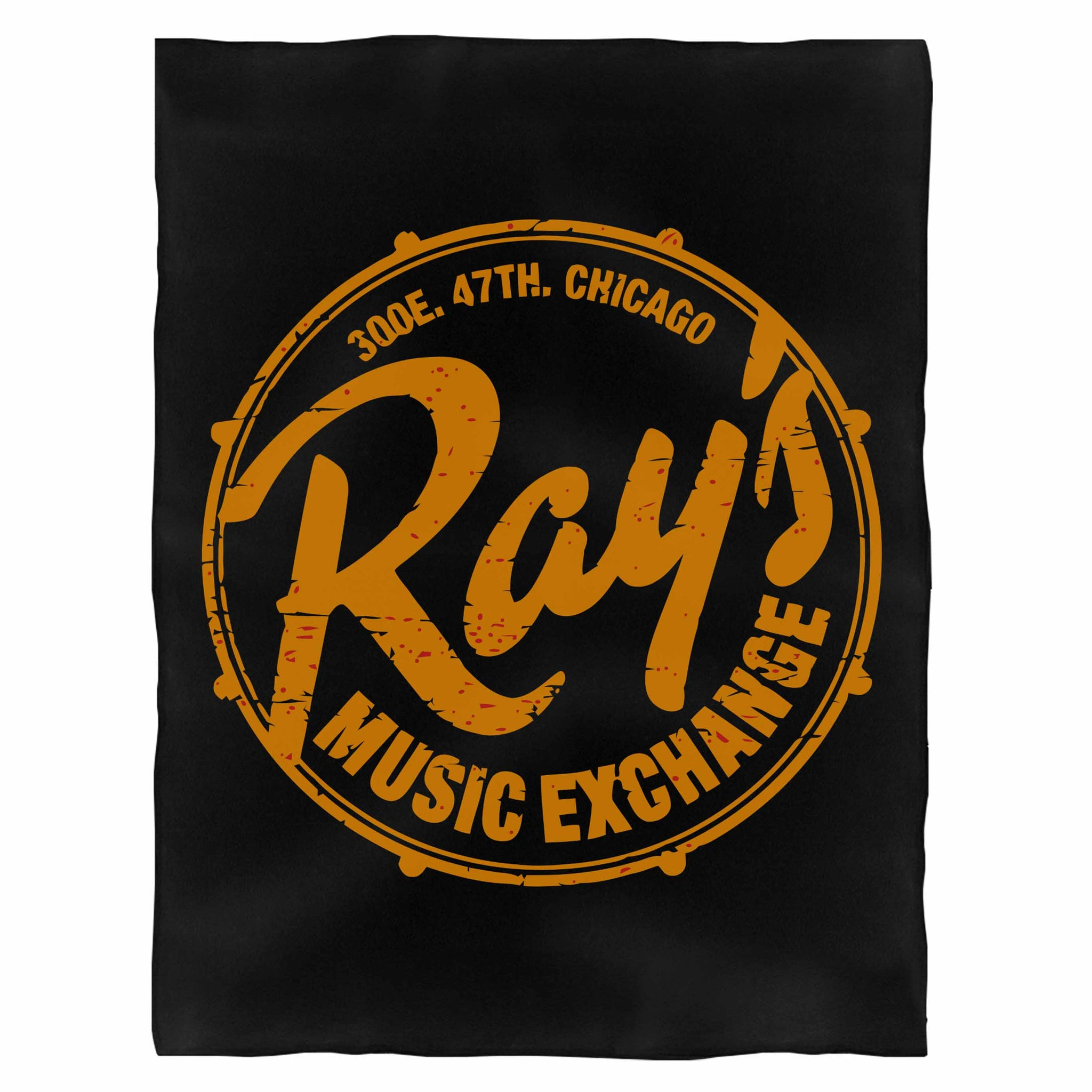 Rays Music Exchange Fleece Blanket