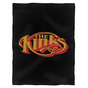 Rock Legends Vintage Fleece Blanket