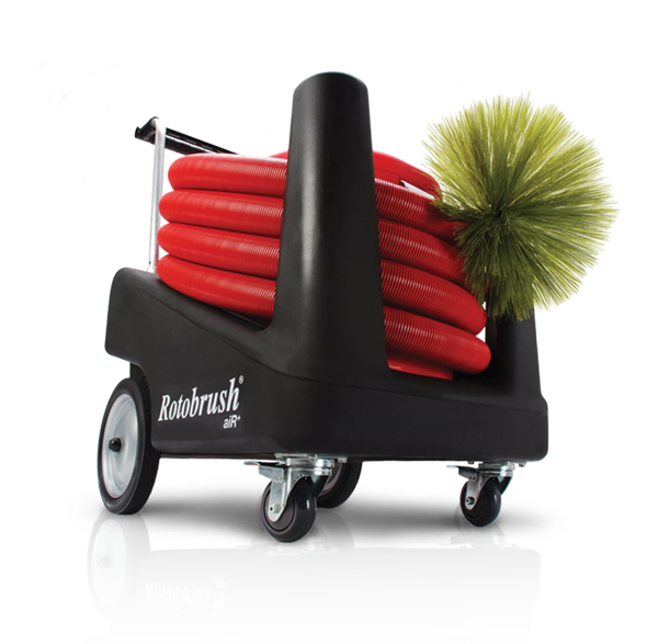 Rotobrush Air Air Duct Cleaning Equipment For Sale