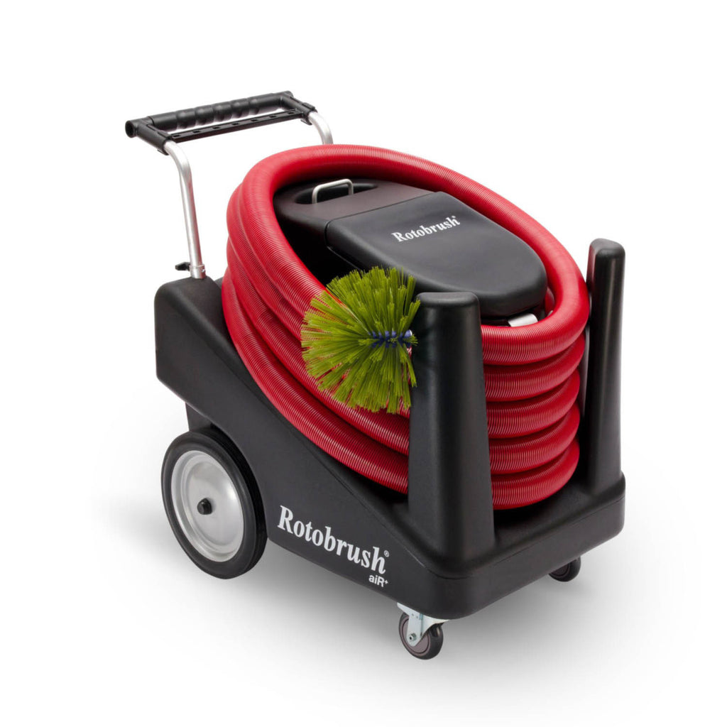 Rotobrush Air Xp Air Duct Cleaning Machine For Sale