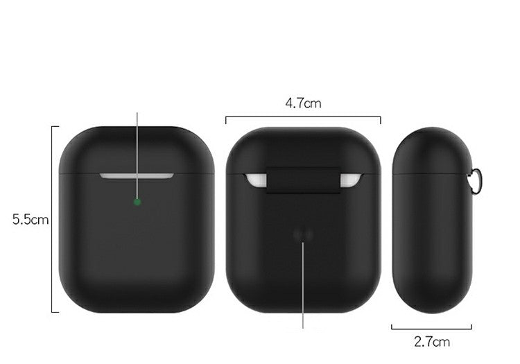 Apple AirPods with Wireless Charging Case (2019) Case