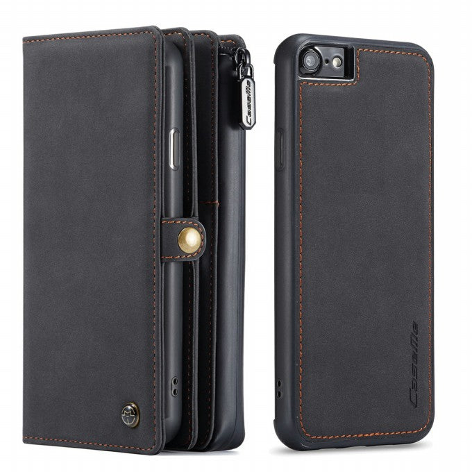 Leather Phone Case for iPhone SE (2nd Generation)