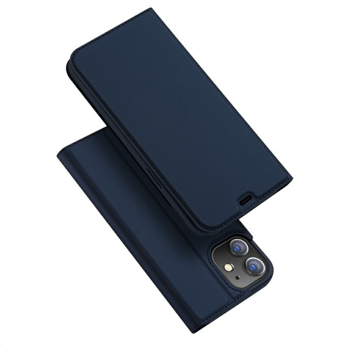 PU Leather Phone Case for iPhone 12 5.4 inch