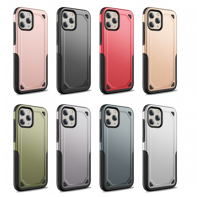 PC + TPU Protective Hybrid Hybrid Case for iPhone 12 5.4 inch