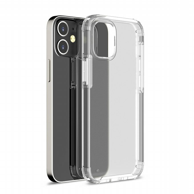 Matte PC + TPU Protective Case for iPhone 12 5.4 inch