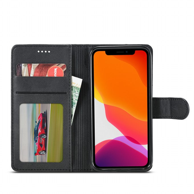 Wallet Card Holder Leather Phone Case for iPhone 12 Pro 6.1 inch