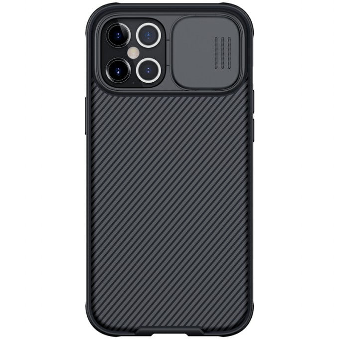 NILLKIN CamShield Pro Hard PC Case for iPhone 12 Pro Max 6.7 inch
