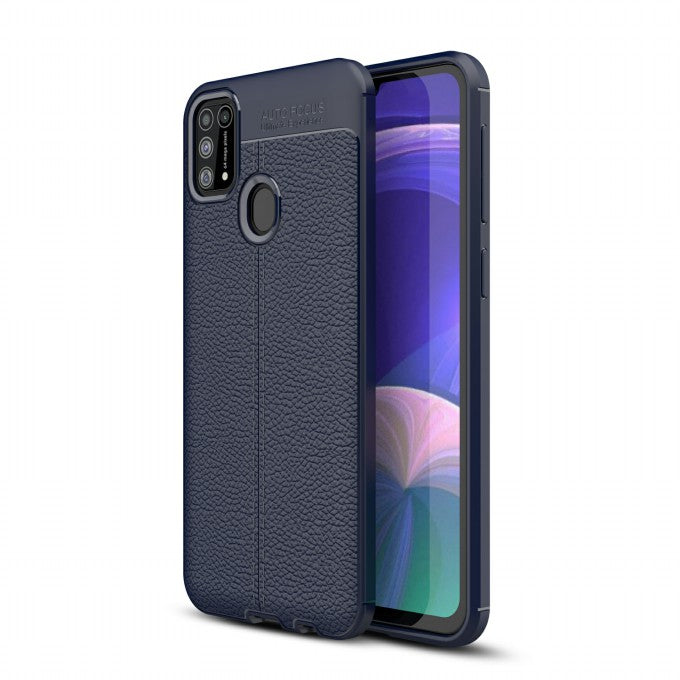 Custer/litchi TPU Protective Case for Samsung Galaxy M31