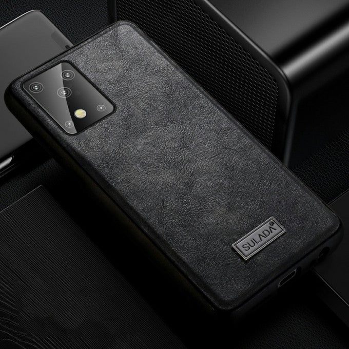 PU Leather Coated Protective Case for Samsung Galaxy S2Plus