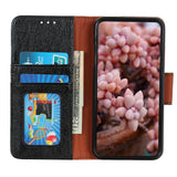 Nappa Texture Wallet Nappa Texture Split Leather Phone Case for Samsung Galaxy A41 (Global Version)