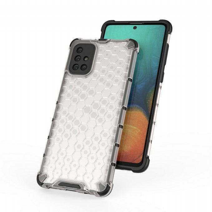 PC + TPU Protective Case for Samsung Galaxy A71