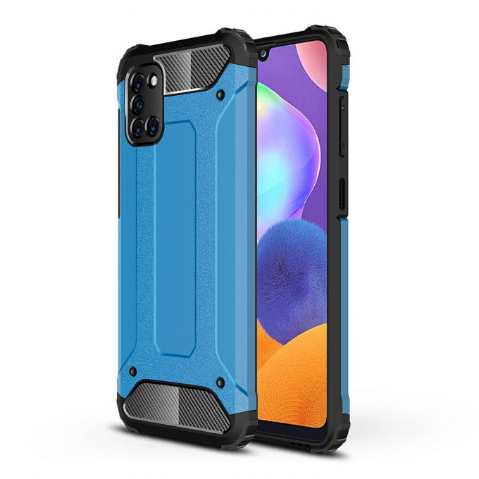 Armor Guard PC + TPU Protective Case for Samsung Galaxy A31