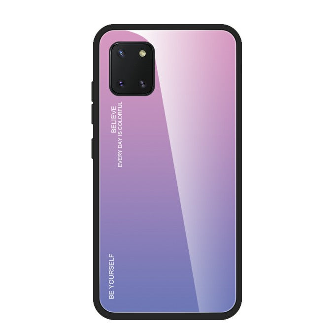 PC + TPU Protective Case for Samsung Galaxy A91
