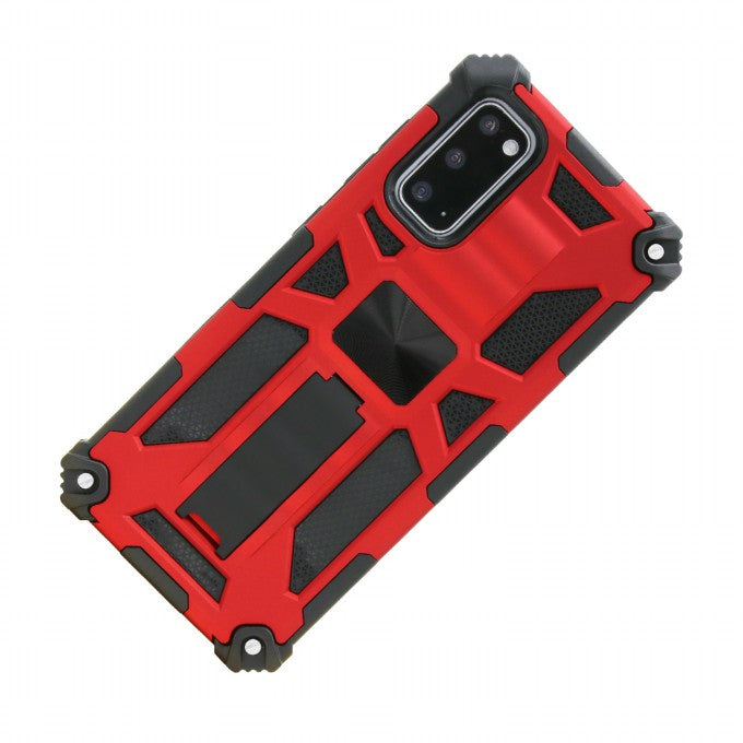 PC + TPU Protective Case with Magnetic Sheet for Samsung Galaxy S20