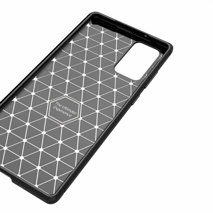 carbon fiber Anti-drop TPU Protective Case for Samsung Galaxy Note 20