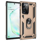 PC + TPU Protective Phone Case with Kickstand for Samsung Galaxy Note 20
