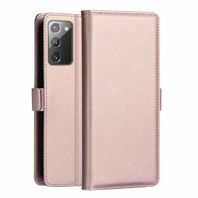 Wallet Milo Series Leather Phone Case for Samsung Galaxy Note 20