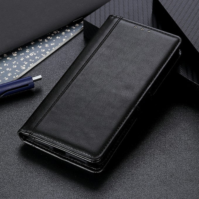 Wallet Stand Leather Phone Protective Case for Samsung Galaxy A72 5G