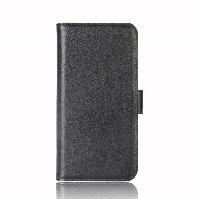 Genuine Split Leather Wallet Stand Protective Case For Samsung Galaxy S21+